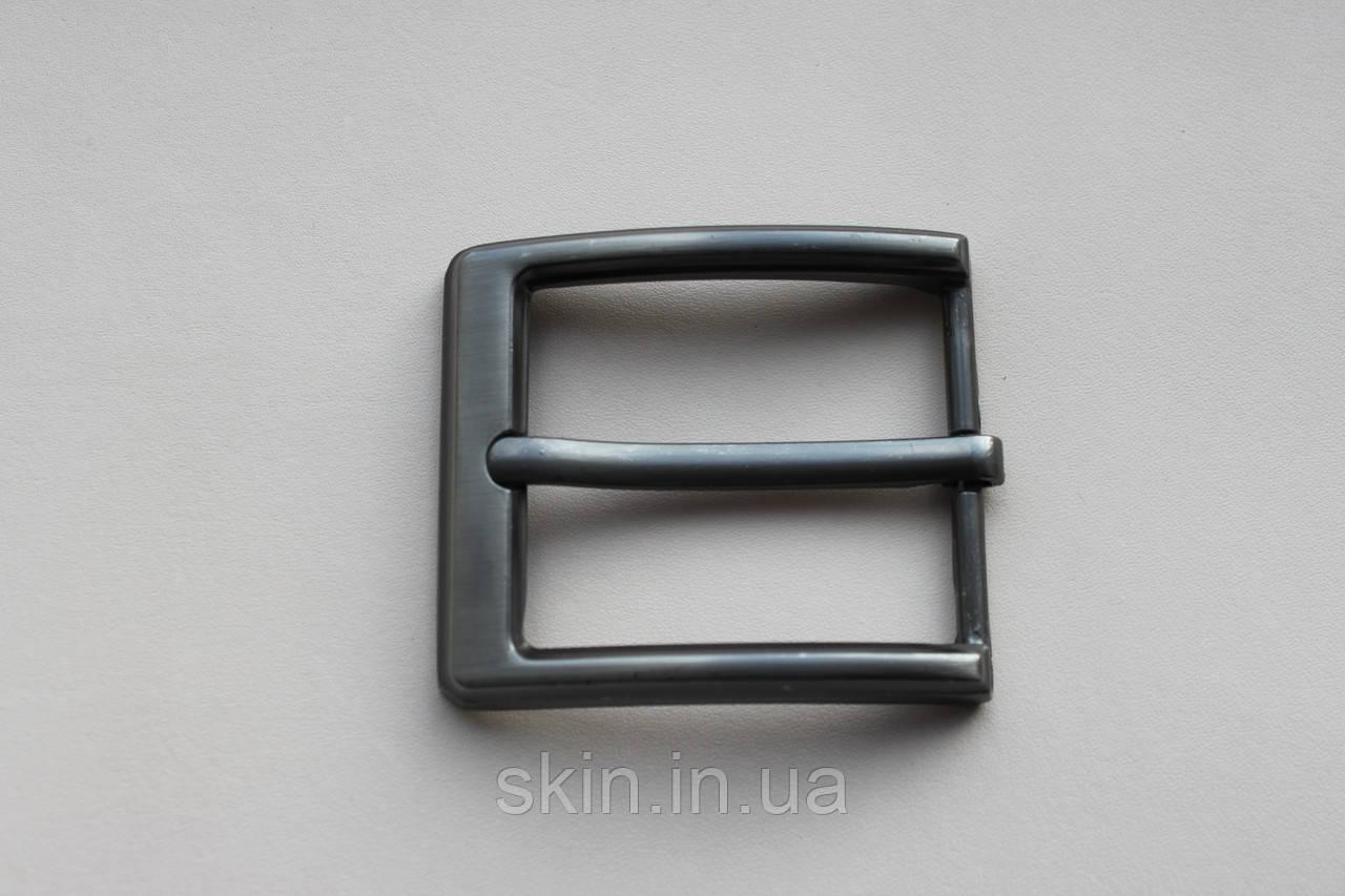Пряжка ременная, ширина - 40 мм, цвет - сатен, артикул СК 5392