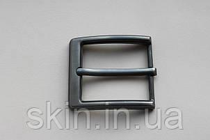 Пряжка ременная, ширина - 40 мм, цвет - сатен, артикул СК 5392, фото 2