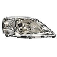 Передние (правая) Logan альтернативная тюнинг оптика фары на для Dacia Дачия Logan /Renault Logan 2009-2012 правая H4 автом. рег,