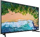 Телевизор Samsung UE55NU7022 (PQI1300Гц, 4K Smart, UHD Engine, HLG, HDR10+, Dolby Digital+ 2.0 20Вт, DVB-C/T2), фото 2
