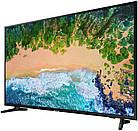 Телевизор Samsung UE55NU7022 (PQI1300Гц, 4K Smart, UHD Engine, HLG, HDR10+, Dolby Digital+ 2.0 20Вт, DVB-C/T2), фото 3