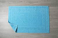 Полотенце Lotus Отель - Бирюзовый для ног (550 г/м²) 50*70