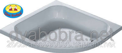 Поддон Душевой Акриловый KO&PO 208 (90) | 900х900х150 мм., фото 2