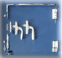 Поворотно-откидной механизм с микропроветриванием для окон STUBLINA