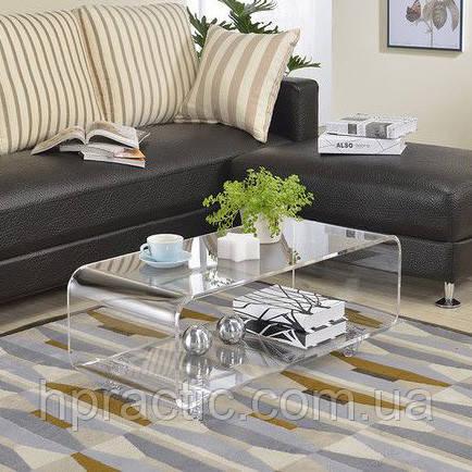 Кофейный стол 800х400х450 мм