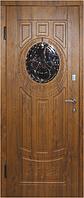 """Двери """"Портала"""" Элегант - модель 5 + ковка"""