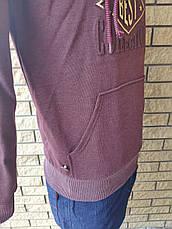 Свитшот мужской с капюшоном  KSN, Турция, фото 3