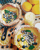 Картина по номерам Яркий завтрак КНО5542