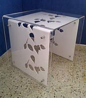 Журнальний стіл подвійний