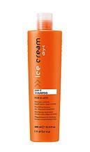 Питательный шампунь для сухих и поврежденных волос Inebrya  Dry-T  300ml