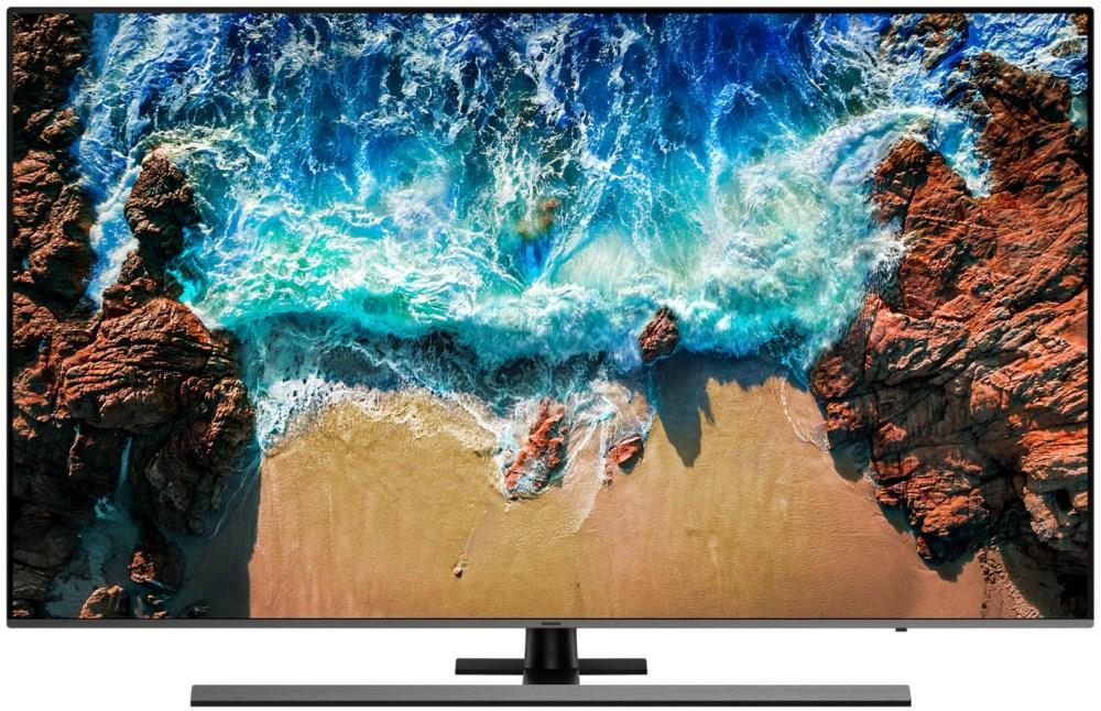 Телевизор Samsung UE65NU8052 (PQI2600Гц, 4K Smart, UHD Engine, HLG, HDR10+,HDR Elite, 2.1CH 40Вт, DVB-C/T2/S2)