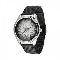 Часы Ziz Астра, ремешок из нержавеющей стали черный и дополнительный ремешок SKL22-142794