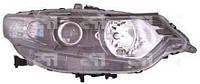 Передние (правая) ACCORD альтернативная тюнинг оптика фары на для HONDA Хонда ACCORD 8 EUR 08-10 правая, белый поворотн., мех.регулир.