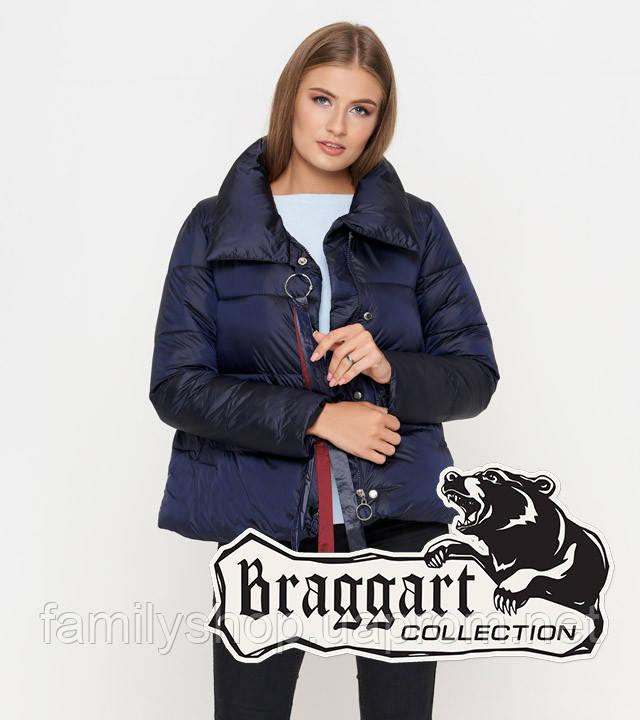 Braggart Youth   Куртка женская на осень-весну 25282 синяя