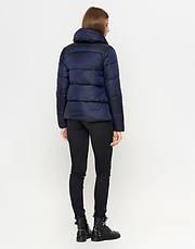 Braggart Youth   Куртка женская на осень-весну 25282 синяя, фото 3