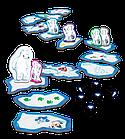 Настольная игра Снежный папа, фото 2
