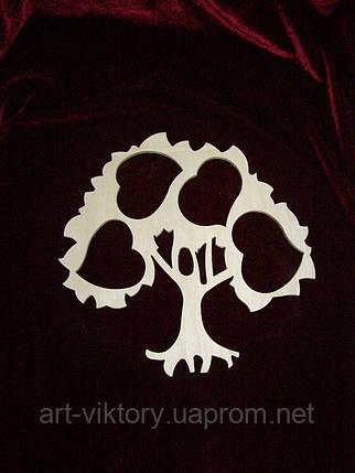 Дерево с сердечками, фото 2