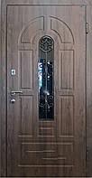 """Двери """"Портала"""" Элегант - модель 4 + ковка"""