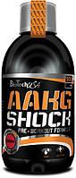 AAKG Shock Extreme BioTech – Предтренировочный стимулятор-энергетик.
