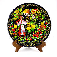Расписная тарелка Маричка