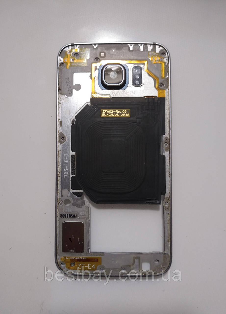 Samsung Galaxy S6 G920F зарядка безпроводная оригинал