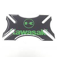 Бампер для шлема Kawasaki Black