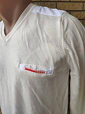 Свитшот мужской реплика PRADA, Турция, фото 3