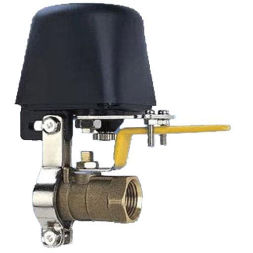 Электропривод (сервомотор) управления ручными шаровыми кранами, 12 вольт