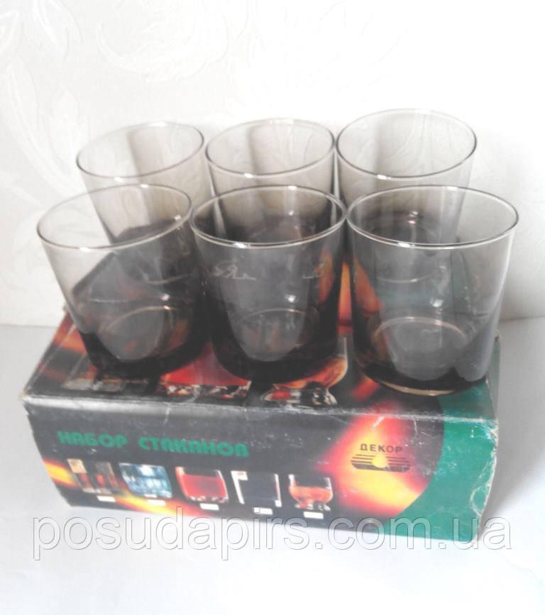 Набор низких стаканов 230 мл ( 6 шт.) С-01123001