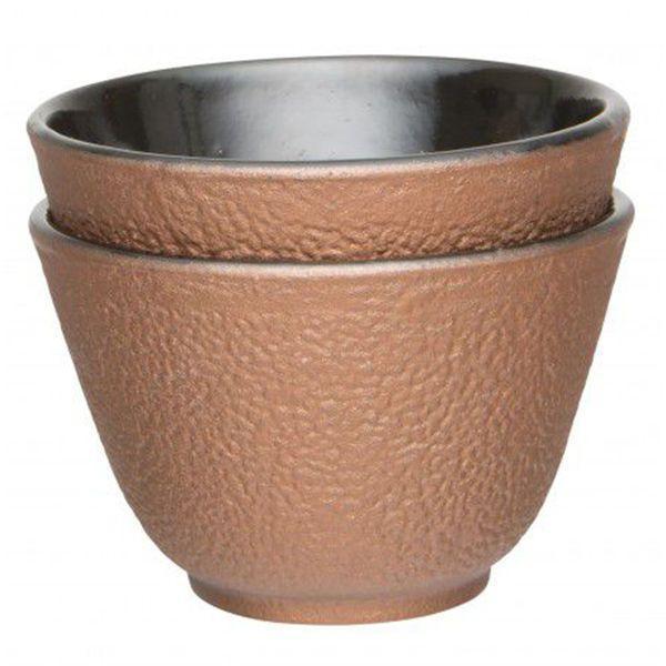 Набор чашек для чая чугунных,  (2 шт.) Berghoff 1107223