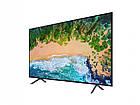 Телевизор Samsung UE75NU7102 (PQI 1300 Гц, 4K, Smart, UHD Engine, HLG, HDR10+, Dolby Digital+ 20Вт, DVB-C/T2) , фото 3
