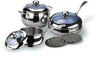 Набор посуды Vitesse Liane VS-1011 (8 предметов)
