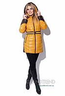 Зимняя женская куртка с капюшоном X-Woyz 8504