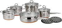 Набор посуды Vitesse Ophelie VS-1020 (12 предметов)