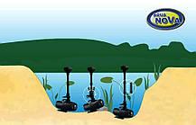 Насос для фонтана AquaNova NSP-10000 Fountain л/час с регулятором потока., фото 3