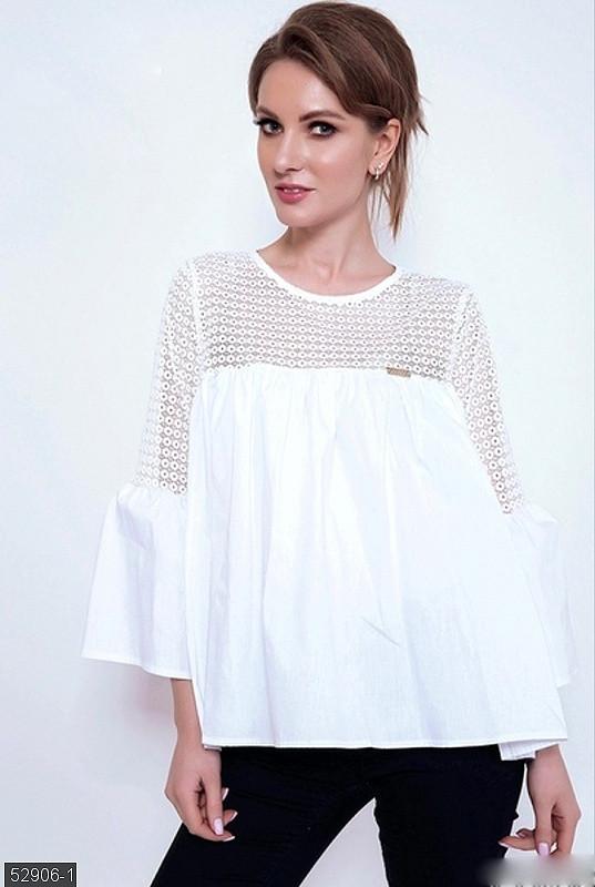 0cc4029e46b Белая блузка женская
