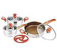 Набор посуды Vitesse VS-2024 (7 предметов), фото 1