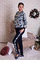 Пижама женская  с  длинным рукавом  Nicoletta 88306