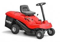 Трактор садовый газонокосилка аккумуляторный Hecht 5161 SE (h4t_Hecht 5161 Se)