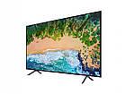Телевизор Samsung UE55NU7102 (PQI 1300 Гц, 4K, Smart, UHD Engine, HLG, HDR10+, Dolby Digital+ 20Вт, DVB-C/T2) , фото 3