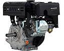 Двигатель бензиновый Loncin LC 175F-2   (8 л.с., ручной стартер, шпонка Ø25мм, L=58мм), фото 3