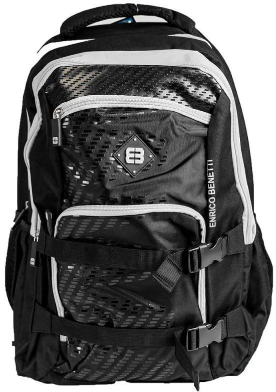 Городской рюкзак Enrico Benetti NATAL Eb47105 761, 35л., черный