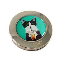 Держатель для сумки Ziz Кот со стаканом - 142682