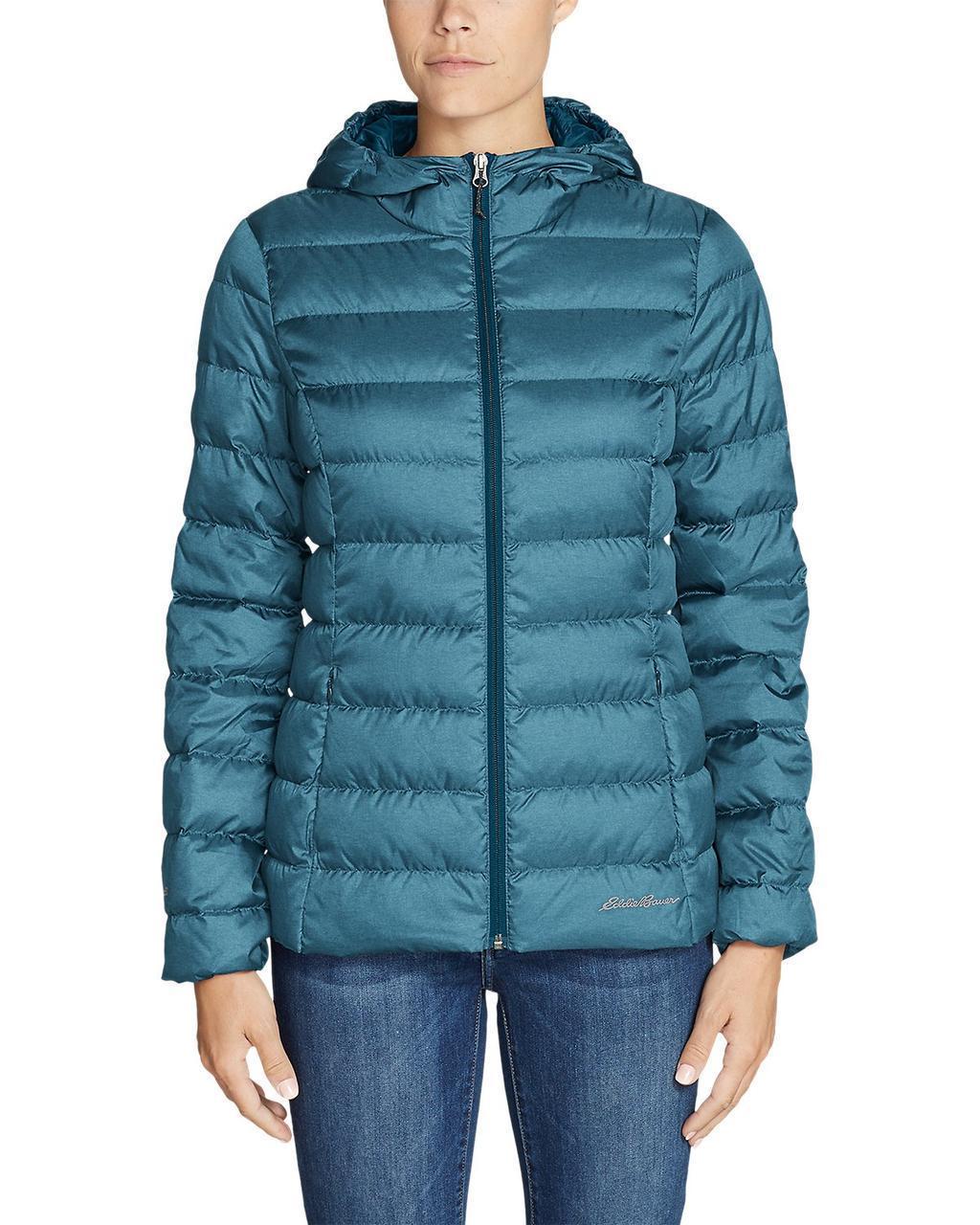 Куртка Eddie Bauer Women's CirrusLite Down Hooded Jacket S