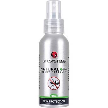 Lifesystems спрей от насекомых Natural Plus 30+ Kids 100 ml