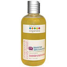 """Детский шампунь-гель Nature's Baby Organics """"Shampoo & Body Wash"""" с лавандой и ромашкой (236.5 мл)"""