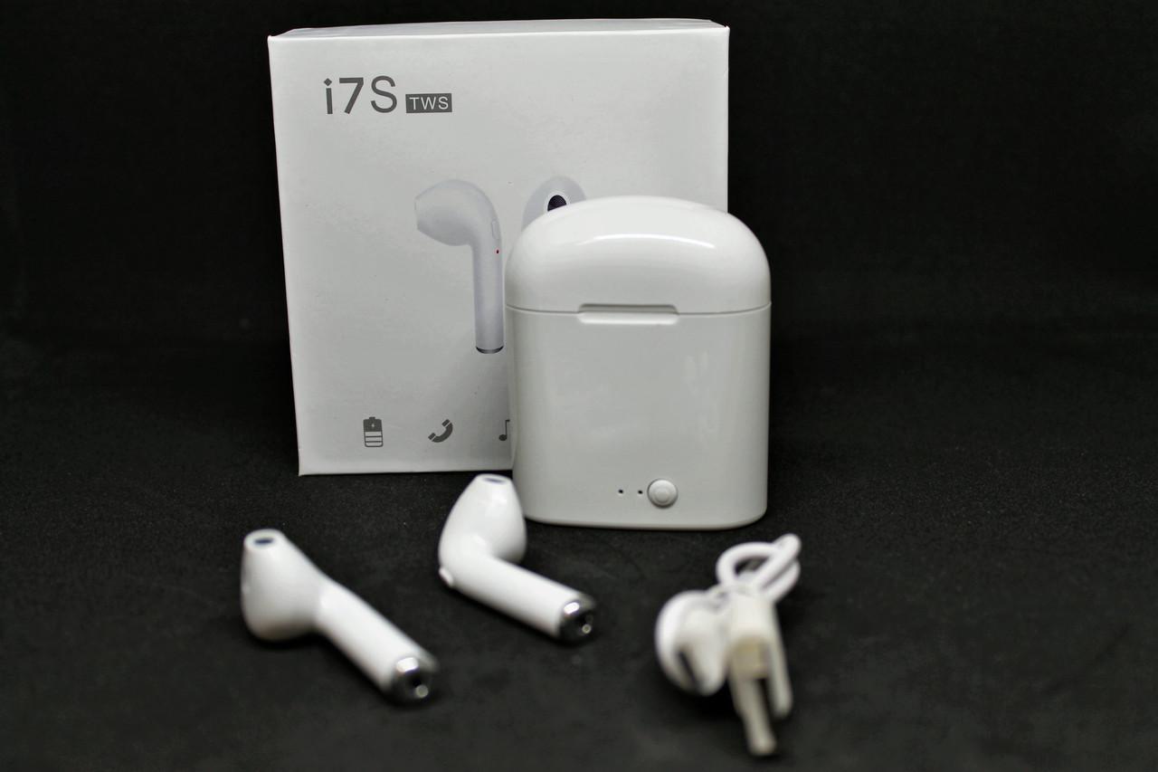Беспроводные Bluetooth наушники iFans I7S TWS гарнитура