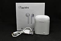 Беспроводные Bluetooth наушники iFans I7 mini TWS гарнитура, фото 1