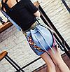 Сумка женская через плечо в наборе кошелек Suzy Синий, фото 3