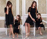 Платье мама+дочь , фото 1